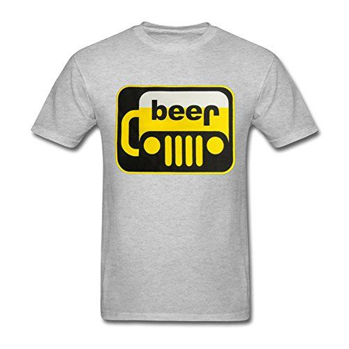 Men S Funny Drinking Logo Jeep Beer Mug Jeep T Shirt Mens Tshirts Jeep Clothing Mens Tops