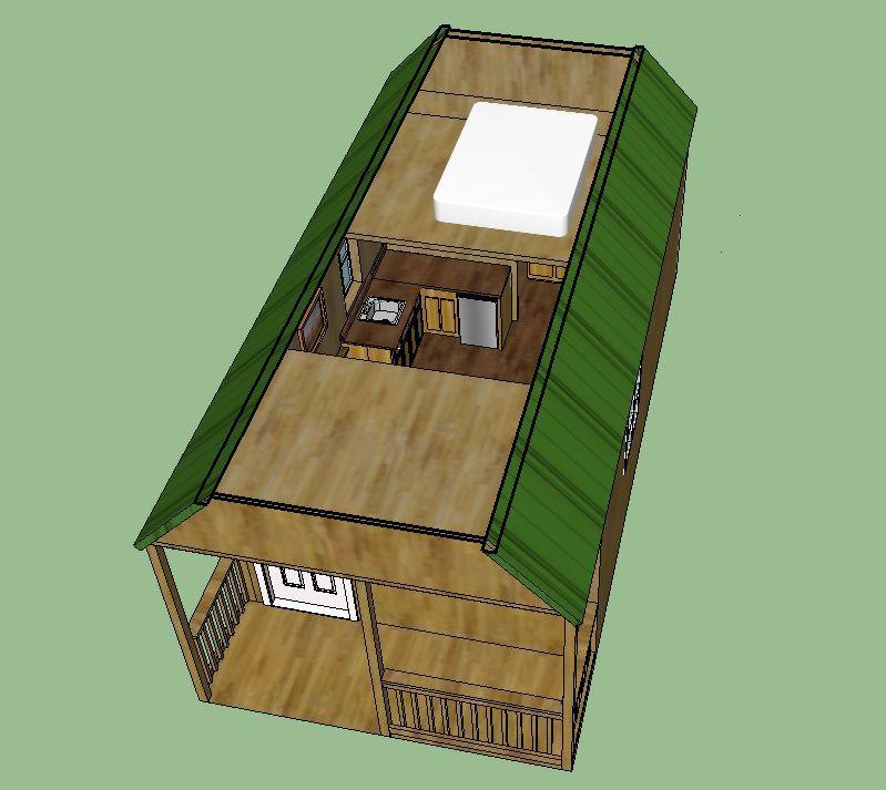 Merveilleux Lofted Barn Cabin Layouts