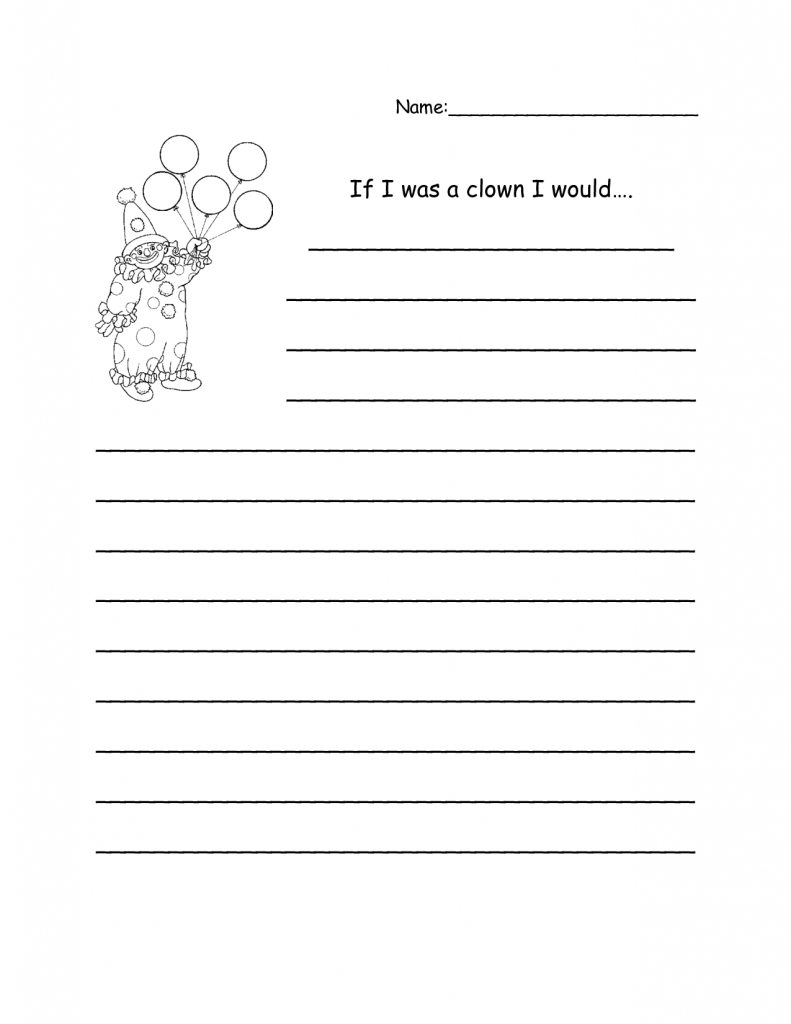 3rd Grade Writing Worksheets - Best Coloring Pages For Kids   Third grade  writing [ 1024 x 791 Pixel ]