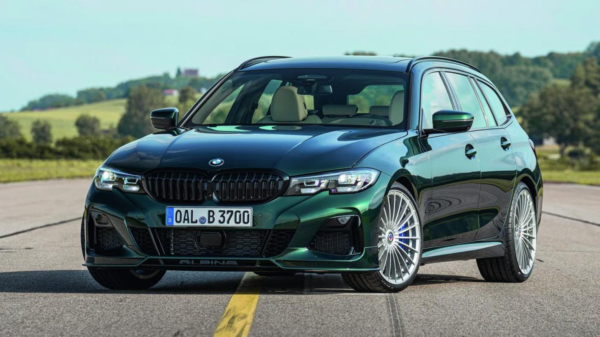 2020 Alpina B3 Touring Revealed For Wagon Lovers Who Want Bmw M3