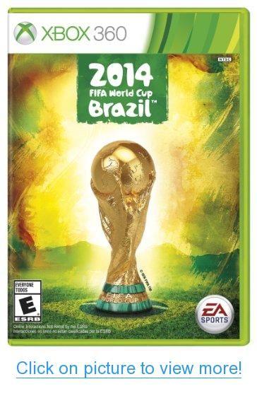 Ea Sports 2014 Fifa World Cup Brazil Xbox 360 Fifa 2014 World Cup Ea Sports Fifa Fifa