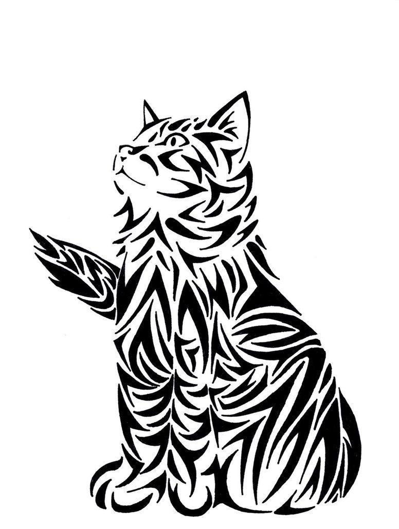 Was It A Cat I Saw By Nekooutrage On Deviantart Katten Katten Tekening Dieren Kleurplaten