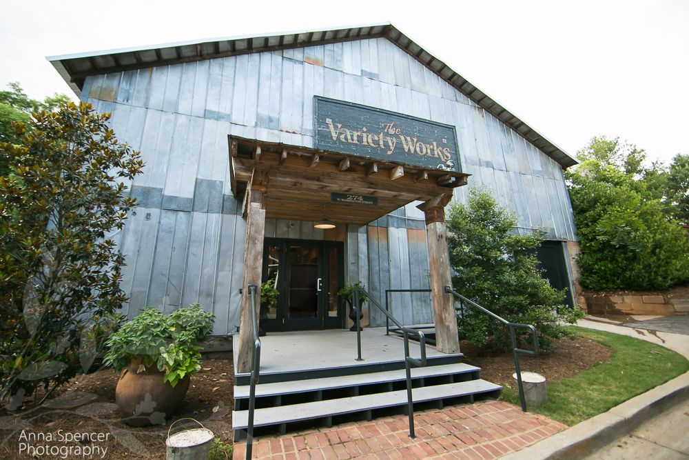 Madison, GA wedding ceremony & reception venue: The Variety Works ...