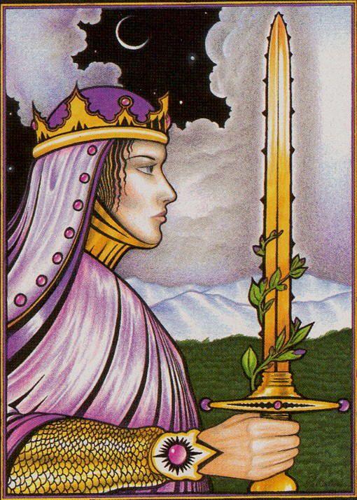 NP- Schwerter 13 - Königin