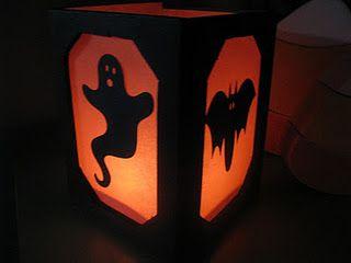 faux lanterns
