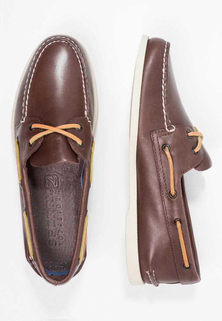 Sperry Buty Zeglarskie Classic Brown Brazowy Zalando Pl Sperrys Boat Shoes Sperry Boat Shoe