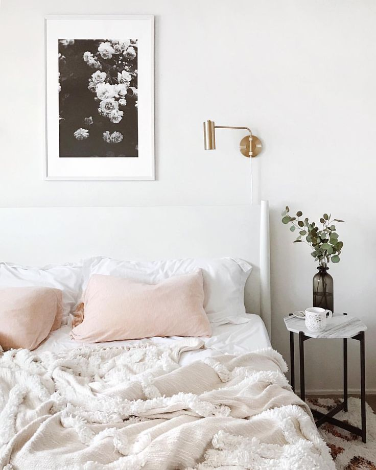 light college apartment rooms. Apartments White Headboard  Pink Pillows White Sheets Gold Minimal Light