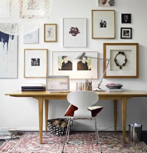 Home Office Corner