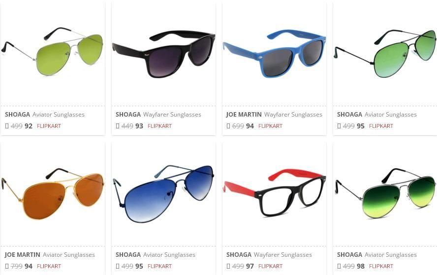 online shopping sunglasses  Valentines #Offer 2016 - Buy #Online #Men #Sunglasses on #Flipkart ...