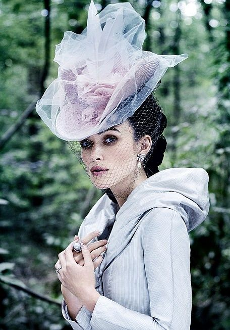 Keira Knightley for Vogue Oct 2012, by Mario Testino