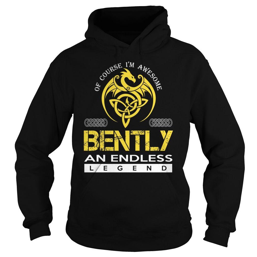 BENTLY An Endless Legend (Dragon) - Last Name, Surname T-Shirt