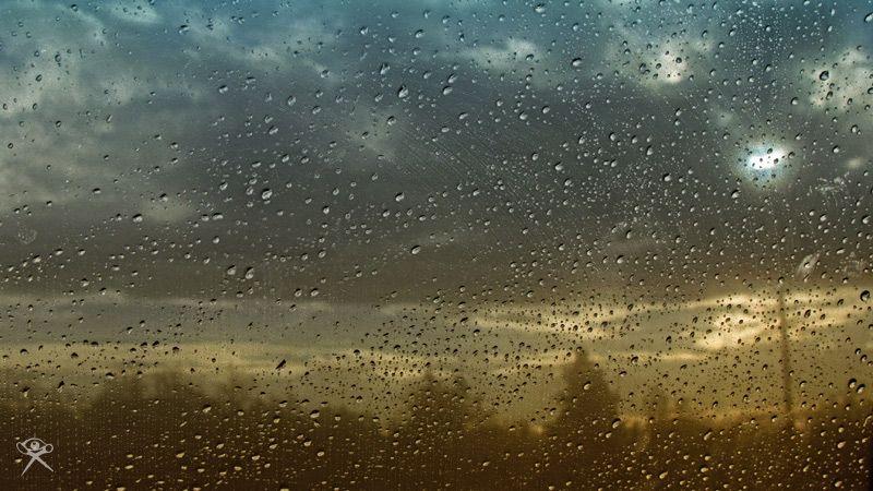 """""""Southern Rain"""". By REG."""