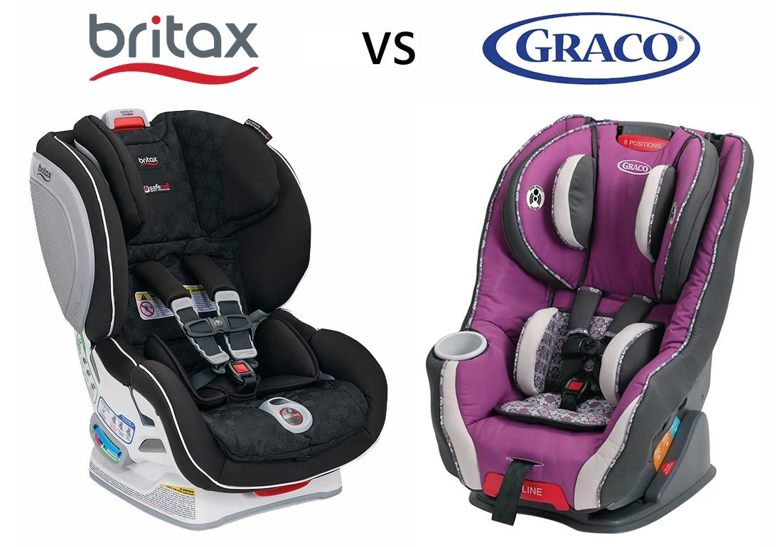 Britax Vs Graco Which Car Seat Brand To Choose Baby Car Seats Car Seats Graco Convertible Car Seat