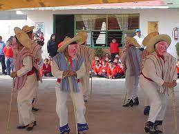 danza de los viejitos. aguascalientes, mexico
