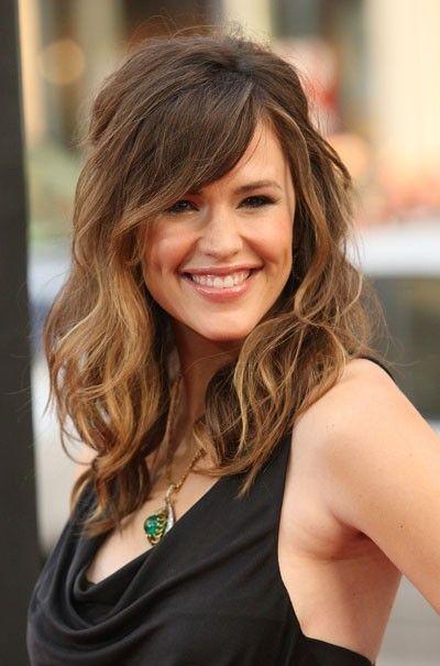 Jennifer Garner Hair Styles Jennifer Garner Hair Long Hair Styles