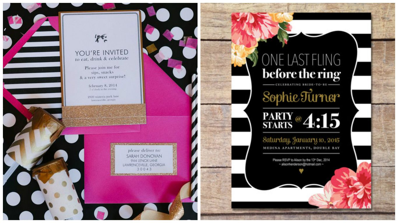 A Sy Kate Spade Themed Party Venuescape