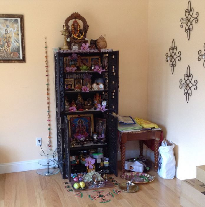 Small Pooja Room Designs | Room, Puja room and Apartments