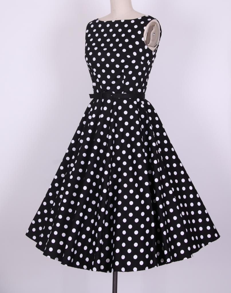 1663c9b10944e polka dot pin up dress. 2014 new Fashion vintage ...