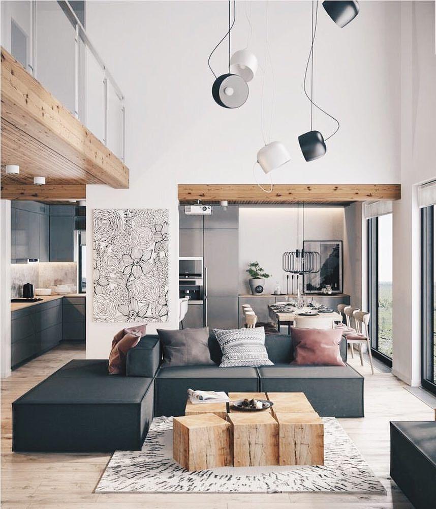 7971 kedvelés 48 hozzászólás ⠀✪ loft interior design ideas loft interior instagram hozzászólása ⠀⠀ ч