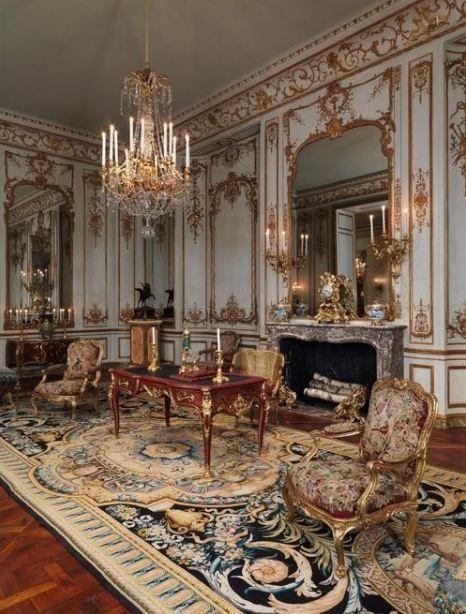 Hotel de Varengeville, Paris.