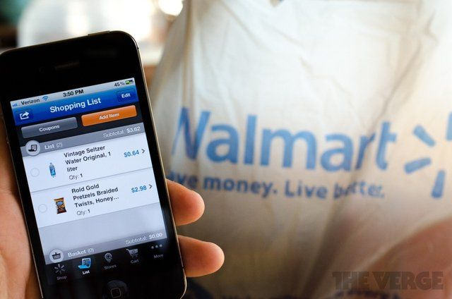 Colpo ad Apple Pay il colosso dei supermercati Walmart presenza una sua app per i pagamenti