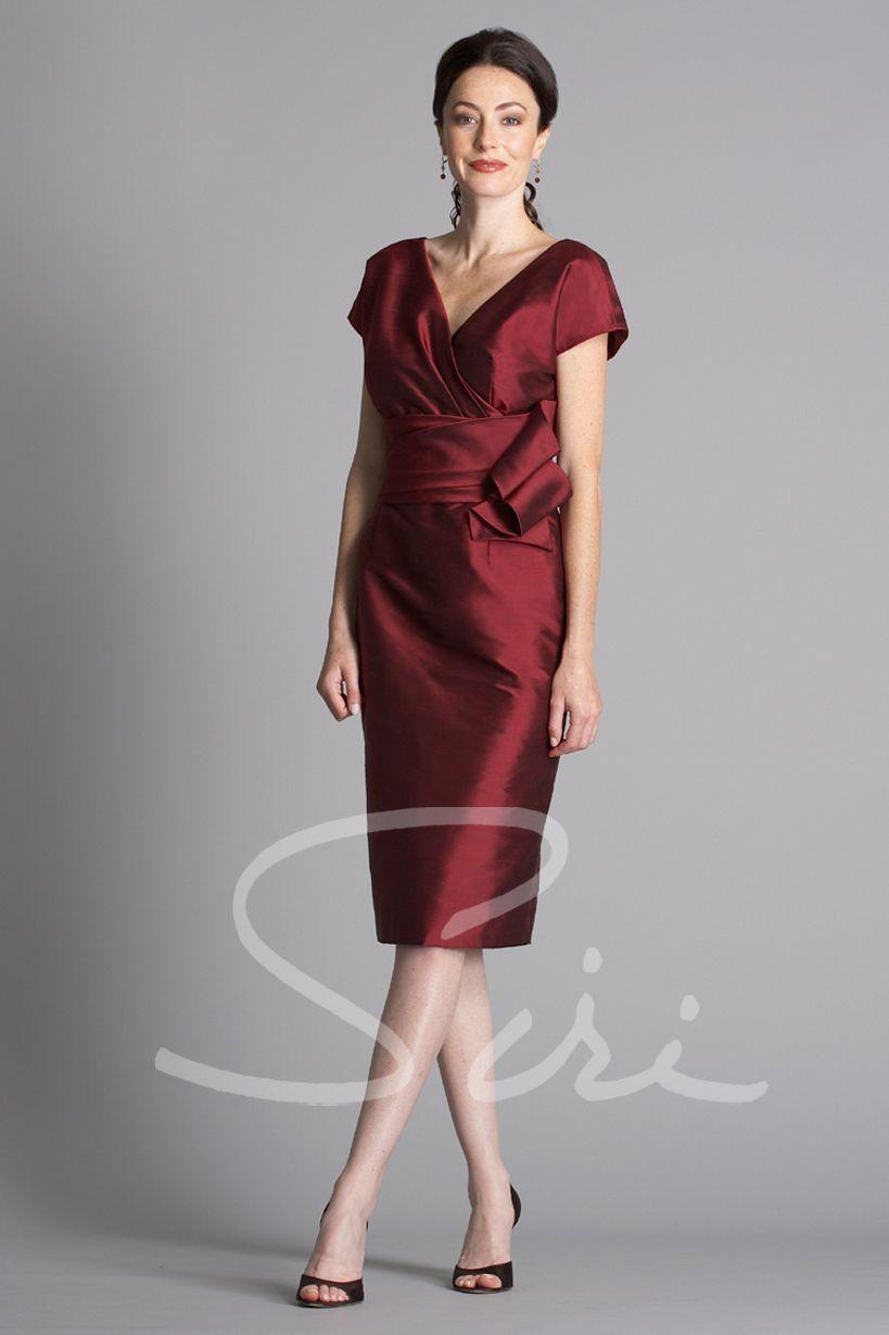 Siri Dresses – 5740 Katsumi Sheath | ~Mother Of Groom~ | Pinterest ...