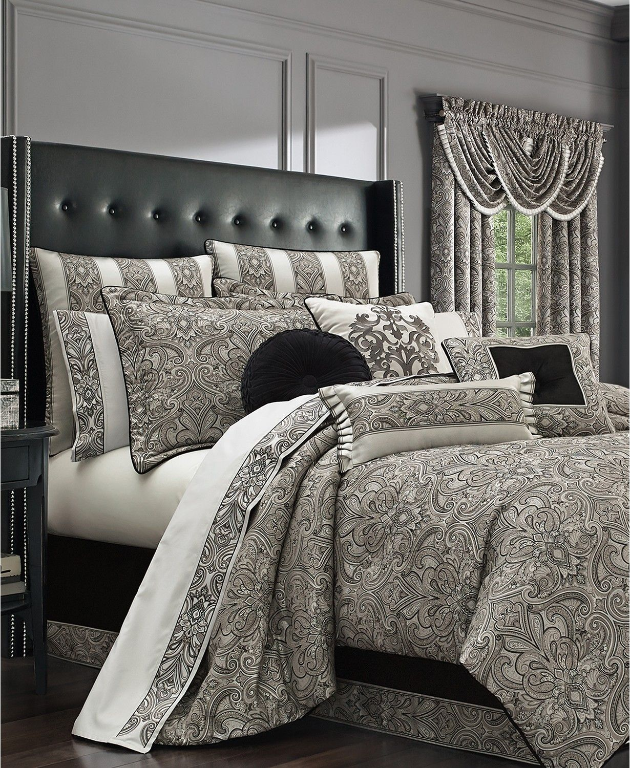 Magnified Main Image Bed Linens Luxury Comforter Sets Luxury Bedding Sets