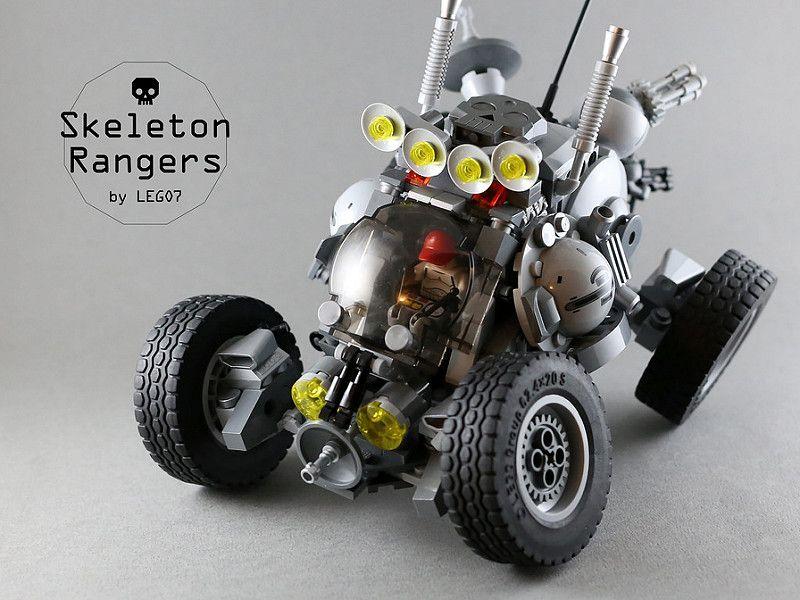 Skeleton Rangers | by LEGO 7