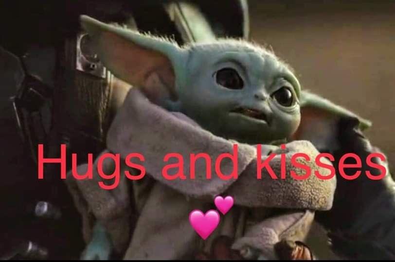 Pin By Wendy Handig On Baby Yoda Memes Yoda Funny Yoda Meme Funny Cartoons