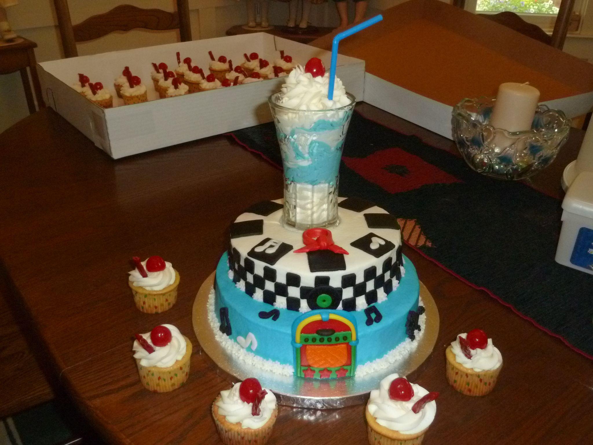 1950 S Cake