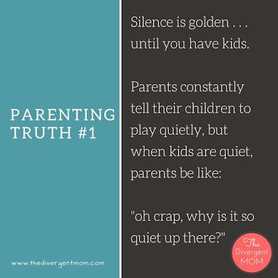 The Divergent Mom: Parenting Truth