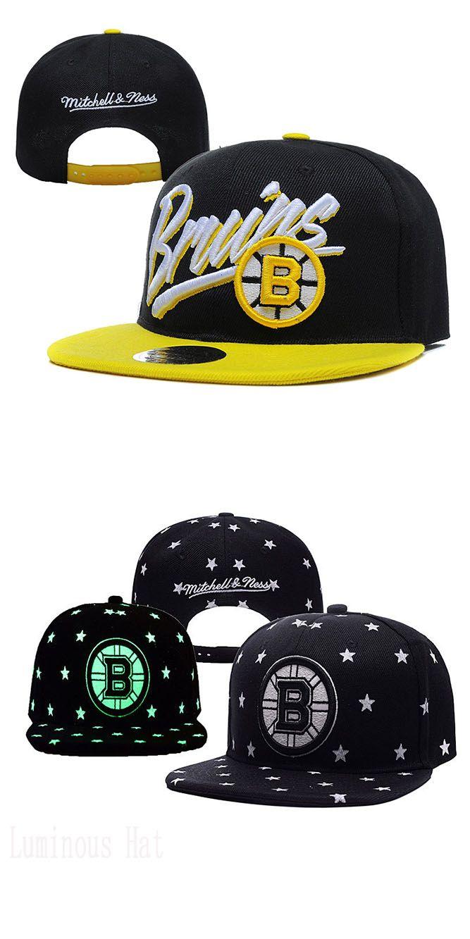 BostonBruins  Caps  Luminous  Hat  BostonBruinsFans  Cap  BostonBruinsLogo   Hats 452beabf8db