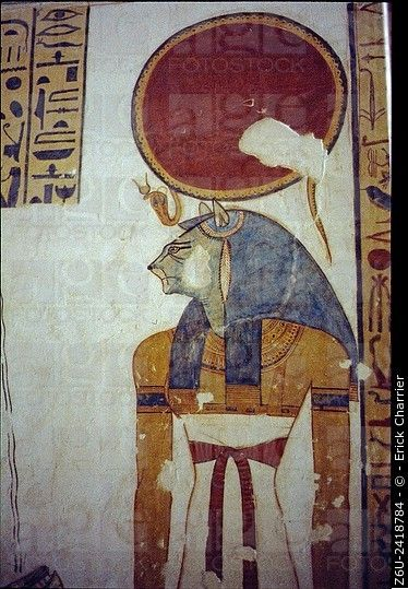 Thebes West Bank Kings Valley Tomb Of Montou Her Kopechef Kv19 Ancient Egyptian Art Egyptian Art Thebes