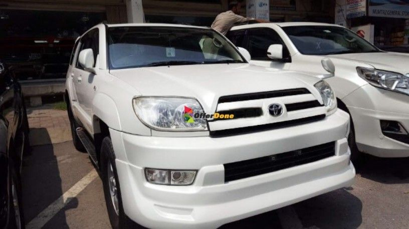 Toyota Surf For Sale In Pakistan Toyota Surf Cars For Sale Used Cars