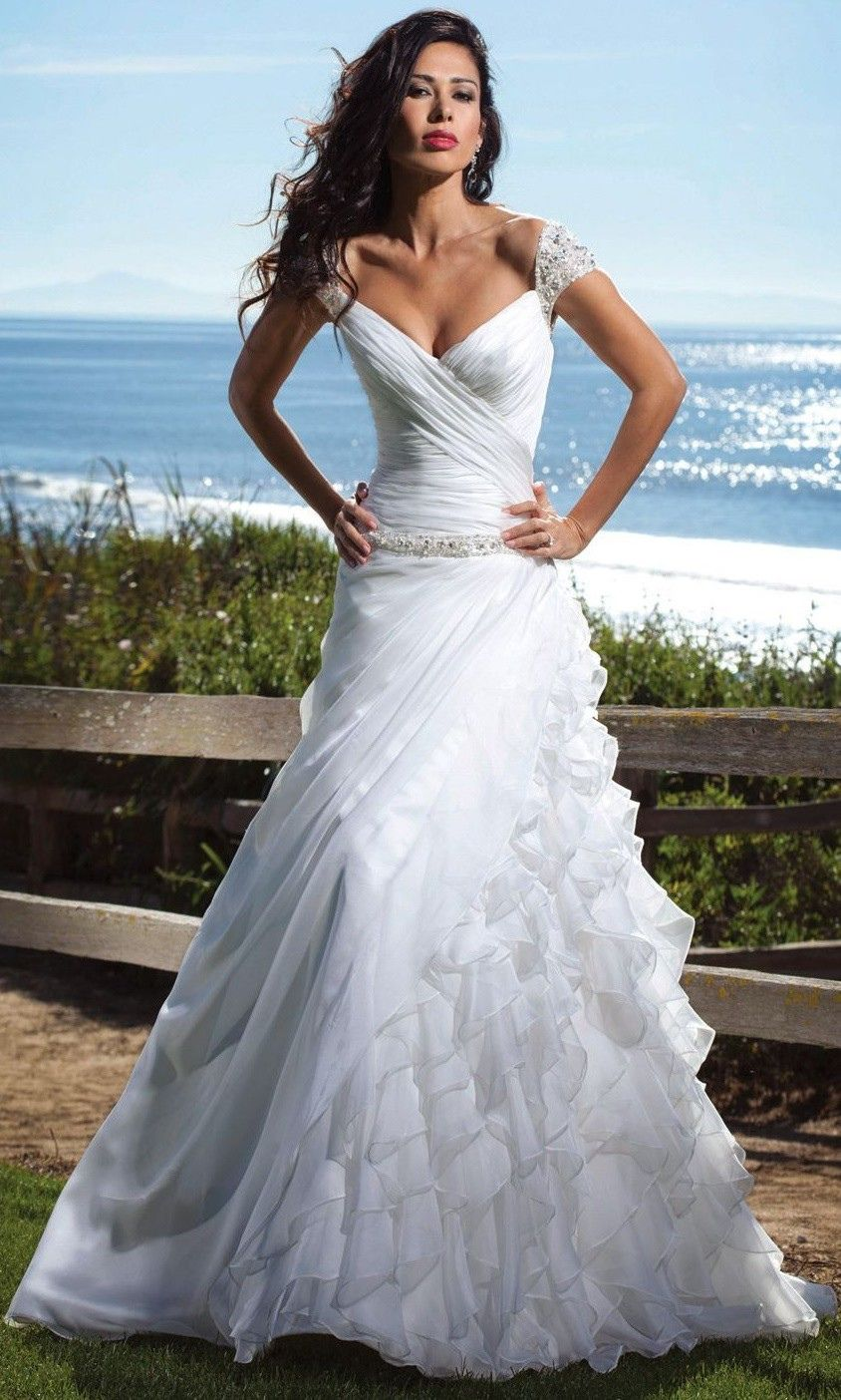 Hawaiian Style Wedding Dresses  Dresses for Guest at Wedding