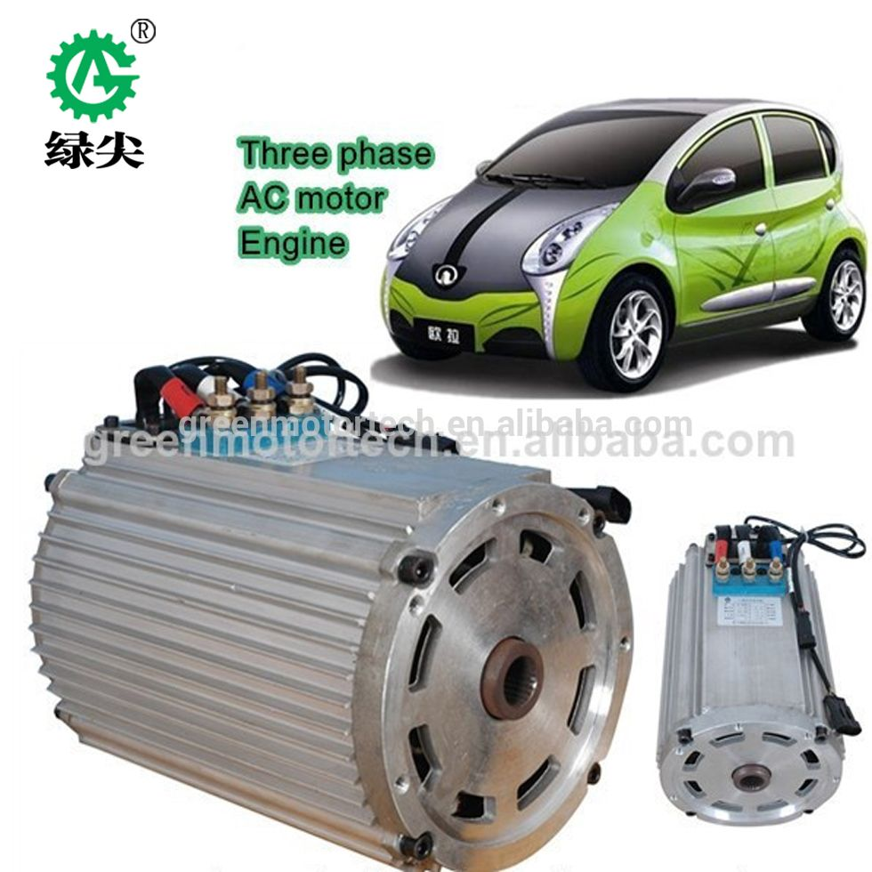 Source Ce Low Price Electric Car Motor 15kw 20kw 30kw For Kids Car 12v Ac Electric Car Motor Controller On M Electric Motor For Car Electric Cars Electric Car
