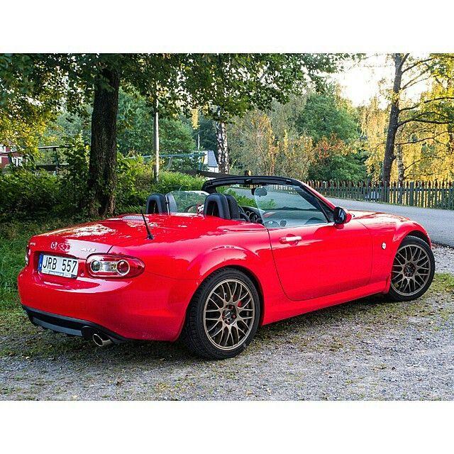 Joakim's NC MX5 from Sweden   #TopMiata #mazda #miata #mx5 #eunos #roadster