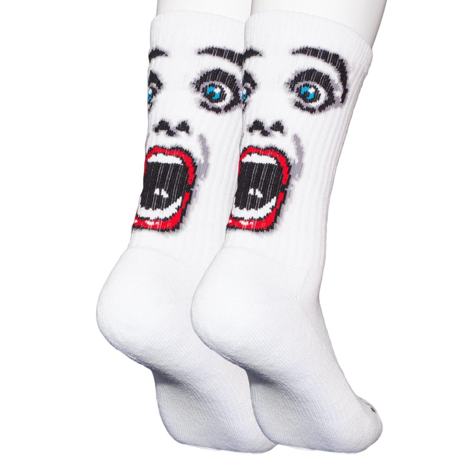 Bell Socks Mens Teeth Crew K