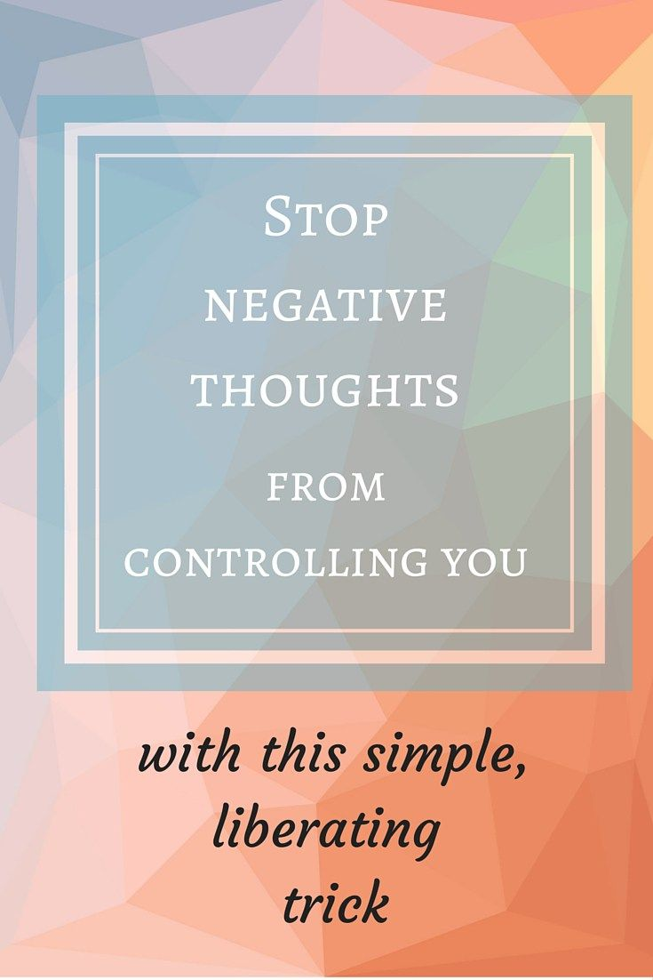 Watch Tricks for Dealing with Negative Thoughts During Runs video