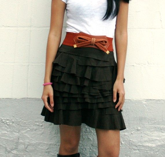 Cowgirl Western Country Skirt