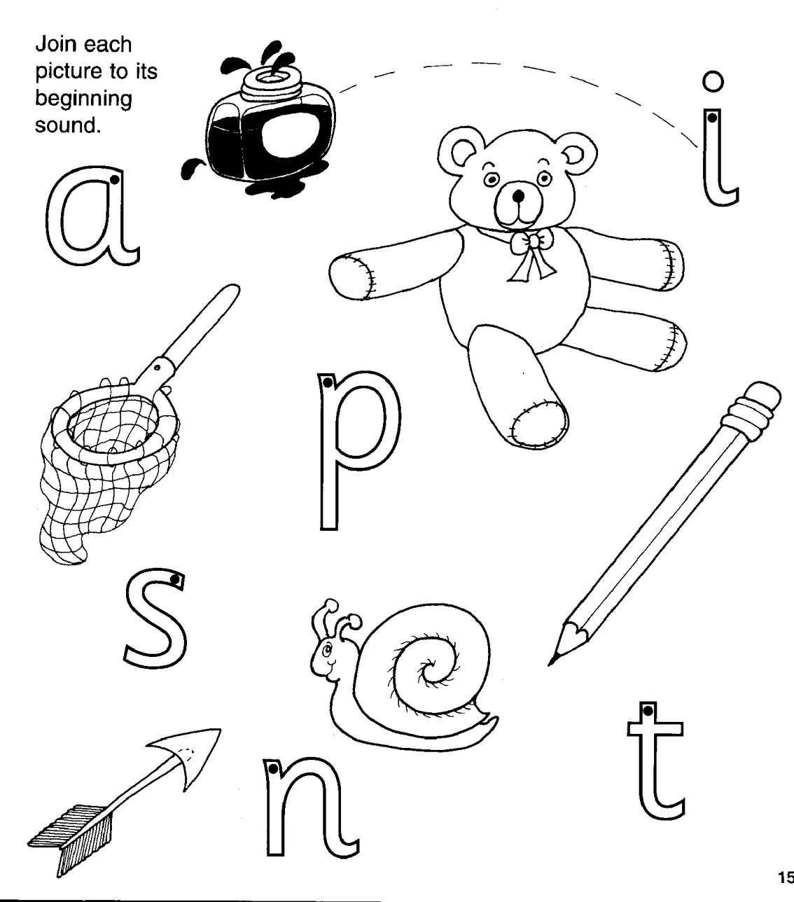 Jolly Phonics Scope & Sequence Phonics Alphabet Free