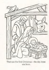 Image Result For Lds Nursery Coloring Signs Nativity Coloring Pages Nativity Coloring Christmas Coloring Pages