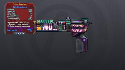 Grog Nozzle | Game stuff | Borderlands, Borderlands 2, Concept weapons