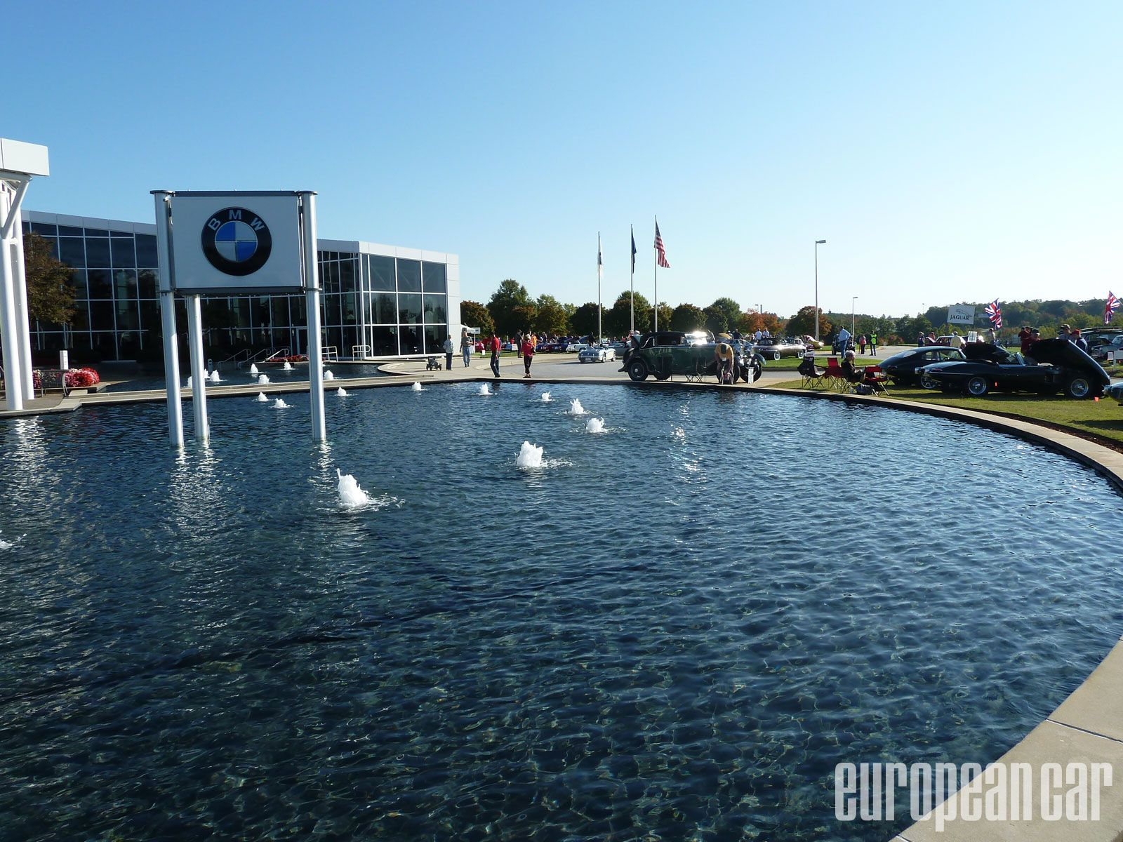 BMW Manufacturing in Spartanburg, SC South carolina