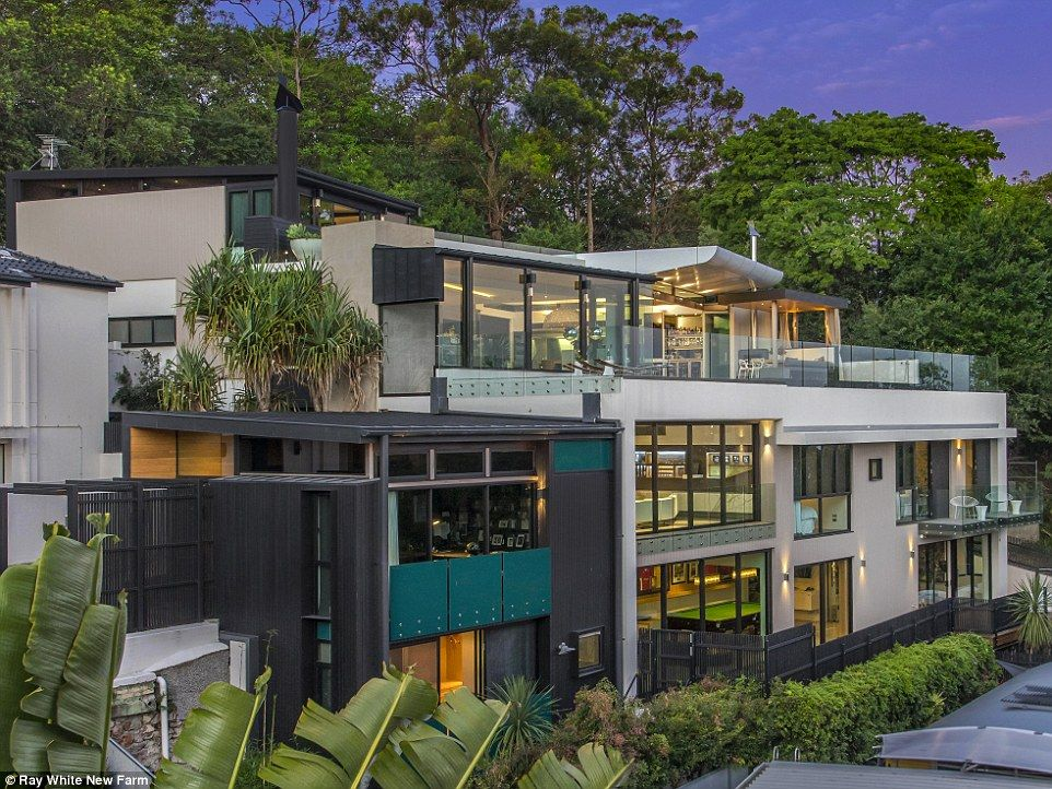 Private Mansion Set To Be Most Expensive House Ever Sold In Brisbane