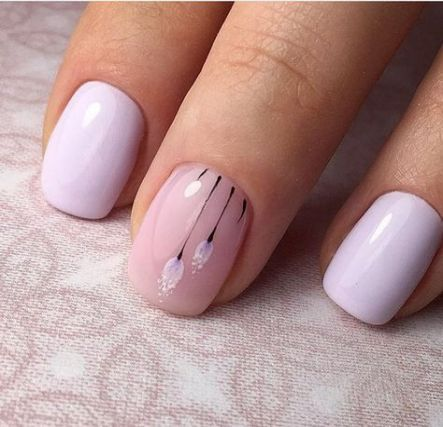 49 ideas nails pastel nailart manicures for 2019  pink