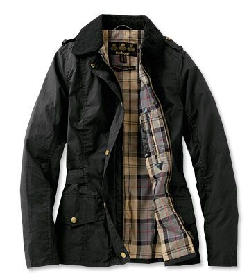 barbour coats & jackets