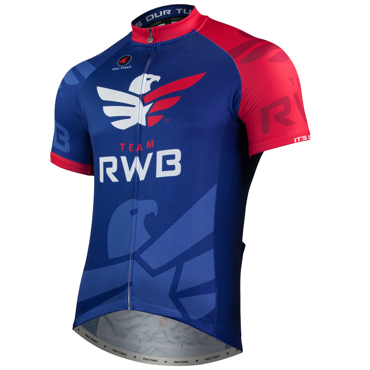Team RWB Cycling Jersey  1f08d6d82
