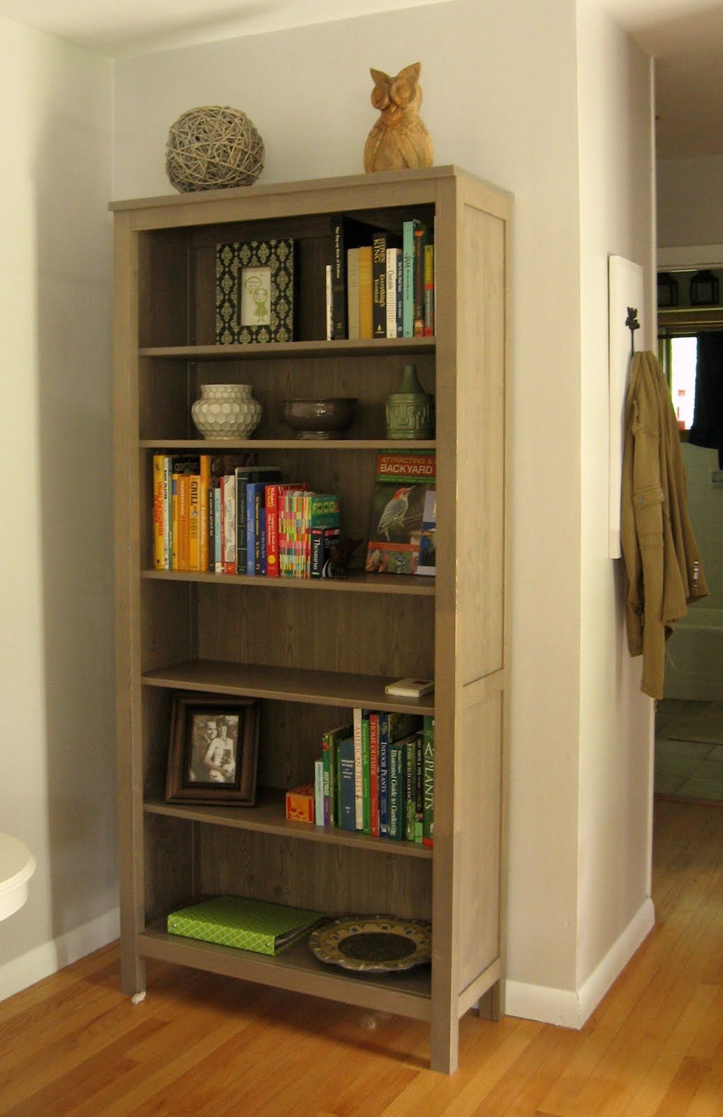 Medium Of Ikea Hemnes Bookcase