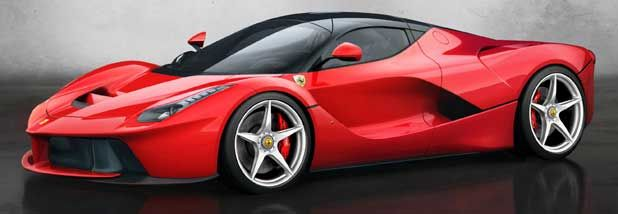 The Top 5 Ferraris Of The Modern Era Ferrari Laferrari Cool Sports Cars Fast Sports Cars